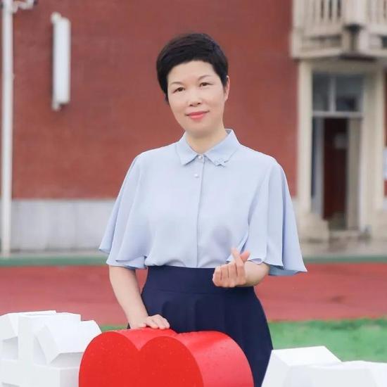 温州市绣山中学校长林晓斌:遇见绣山遇见爱