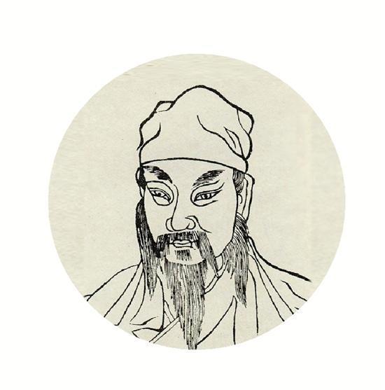 金华古代名人陈亮。
