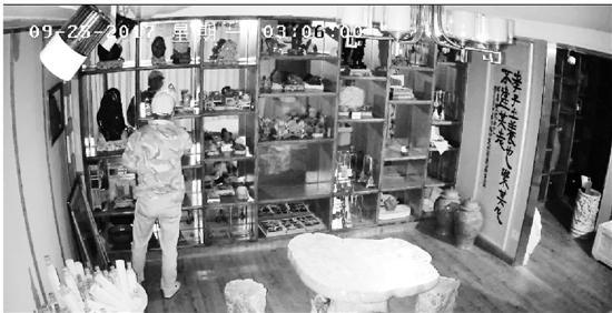 台州老板家中密室被打洞 价值2000万藏品被洗劫一空