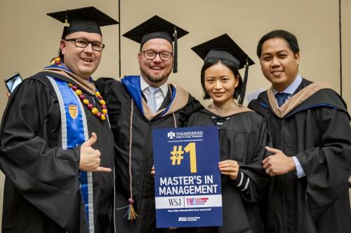 培养国际化领导者,亚利桑那州立大学推出在线实战领导力与管理硕士