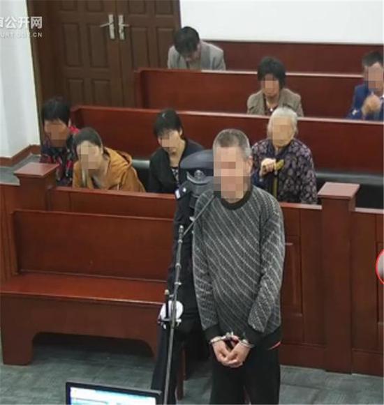 图为庭审现场 慈溪法院供图