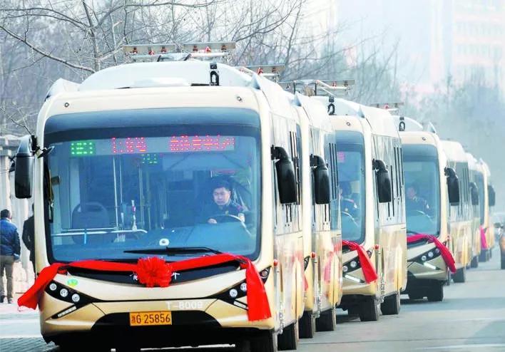 BRT全新上路