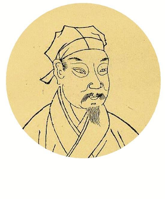 金华古代名人吕祖谦。