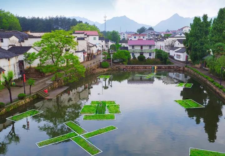 兰溪3个村入选省级美丽宜居示范村