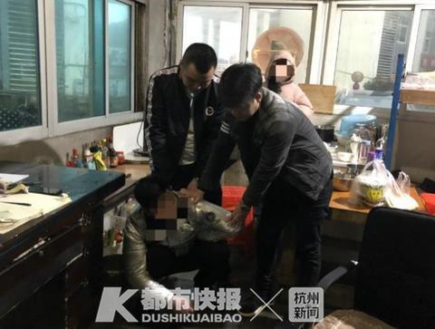 台州两男子偷高颜值法斗 第二天后悔不想养又丢弃