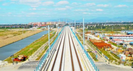 市域铁路S1线轨道Ⅲ标