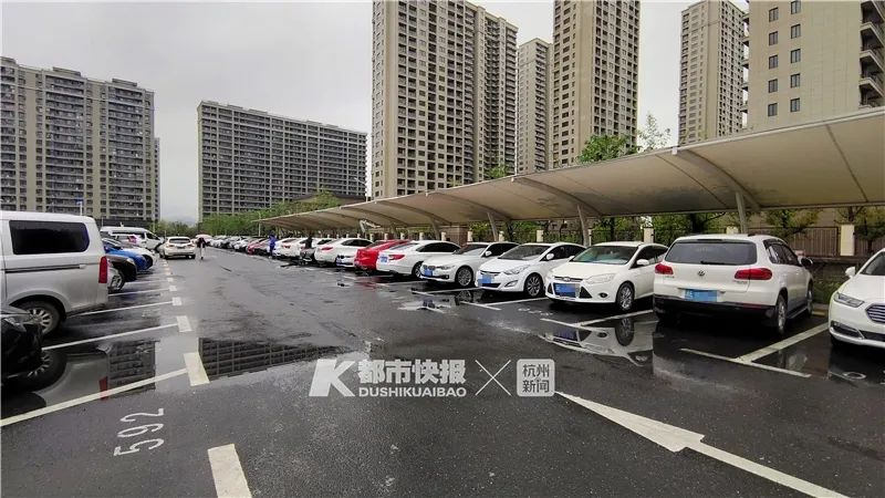 浙江屡现新能源车充电位被占现象 四年前就出台规定