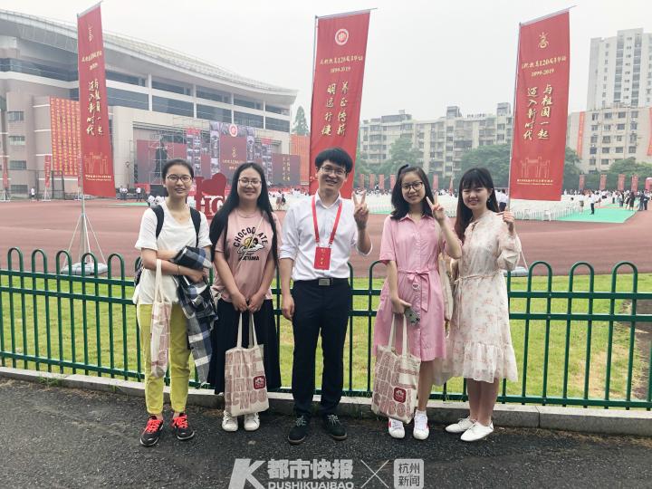 杭高冯老师当奶爸忙坏了 女生:我可以分享带娃经验