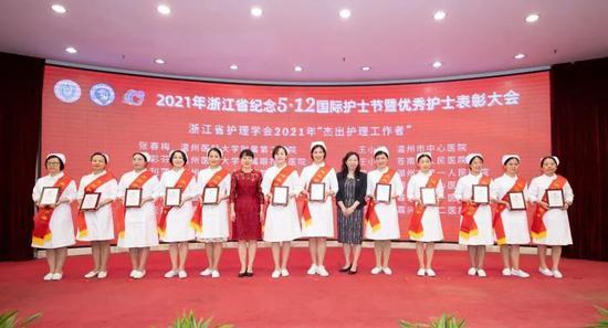 致敬 杭州五位临床一线护士获浙江省年度优秀个人