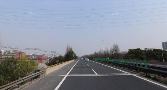 沪杭甬高速萧山段