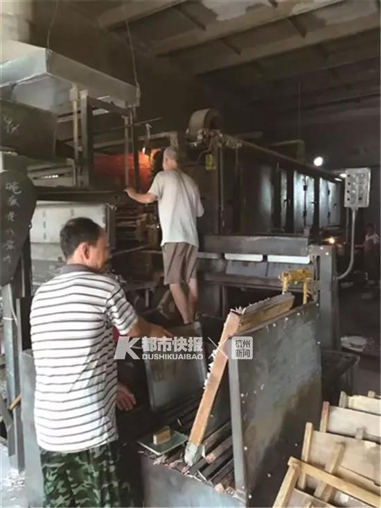 去年,杭州火柴厂在千岛湖的厂区拆迁。