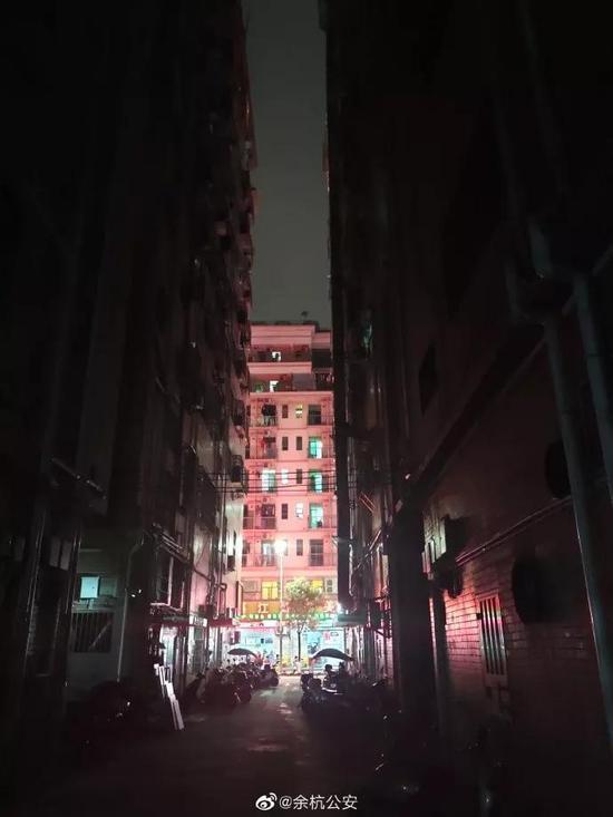 (图片来源余杭公安)