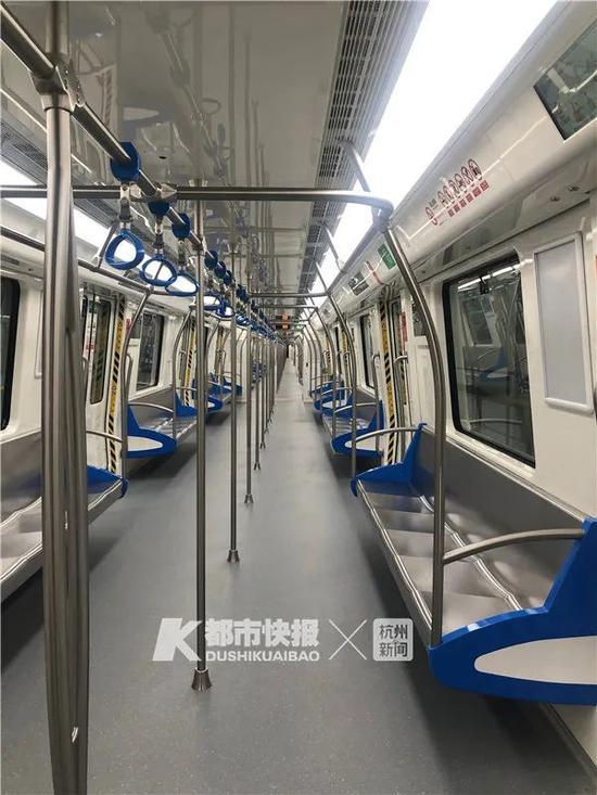 《【摩登2注册登录】杭州地铁6号线年底通车 它是杭州首条AH车型线路》