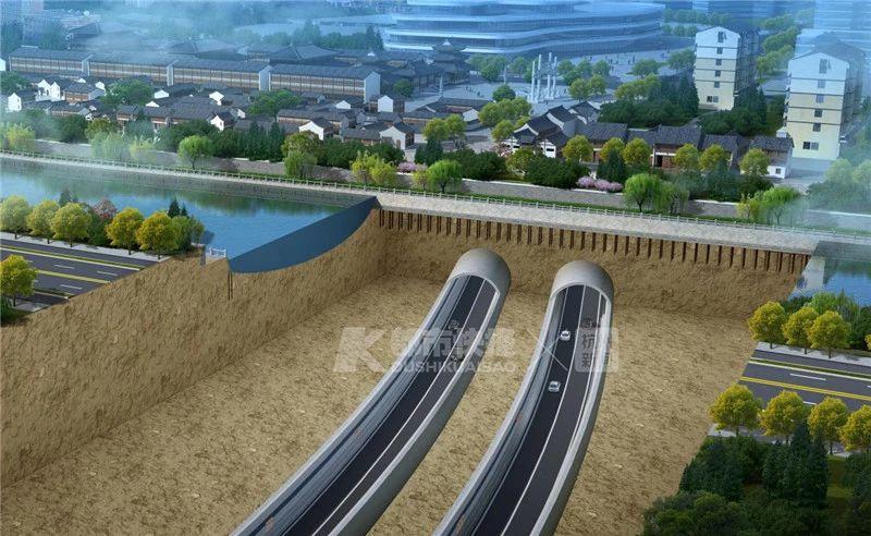 杭州要建首条下穿京杭大运河隧道 将由你来命名