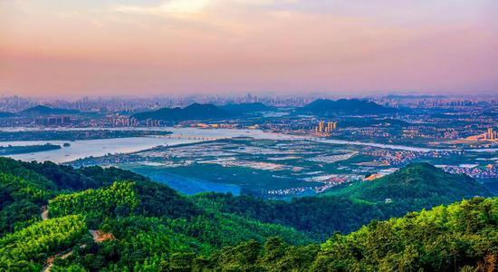 诗意栖居之城 杭州湘湖三江汇未来城市先行示范区