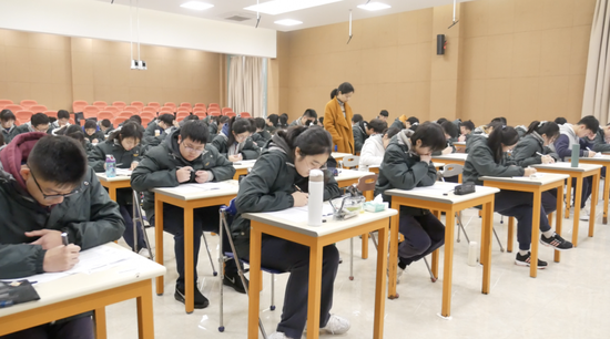太火爆 杭州这所省一级特色示范高中今年又要扩招