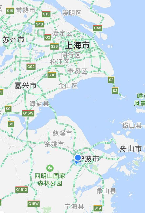 图为:慈溪高铁设站将在2020年开工,慈溪到上海虹桥约35分钟。何蒋勇摄