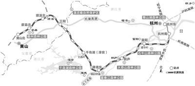 近日,杭黄铁路联调联试全面完成,距离开通又近了一步。