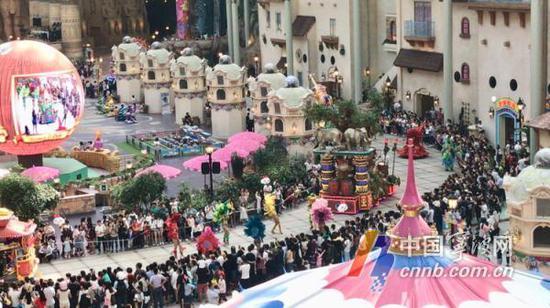 宁波国庆假期前期天气晴好,多景区承载量出现红色预警!
