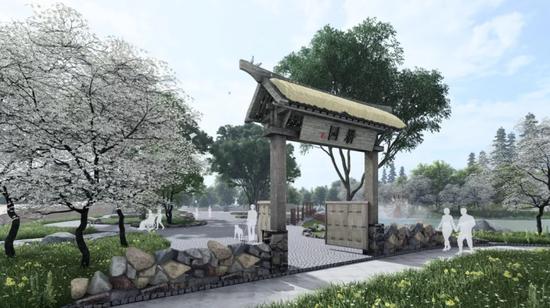 假日又有新去处 杭州要新建一个综合性湿地公园(图)
