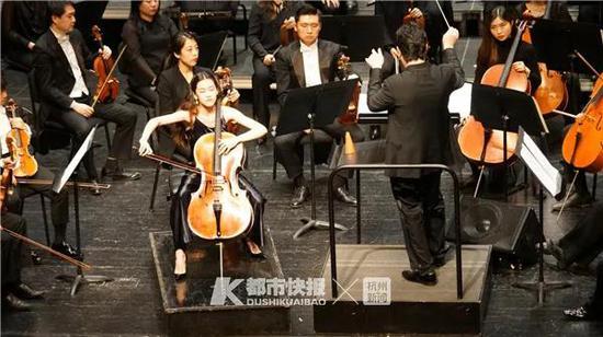 杭州4个00后开了一场音乐会 音乐会命名为新星闪耀