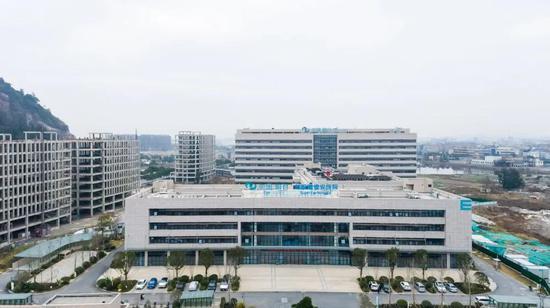 中国眼谷入选改革试点产业基地