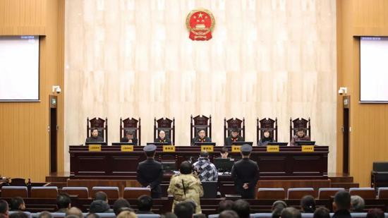 图片来源 温州市中级人民法院