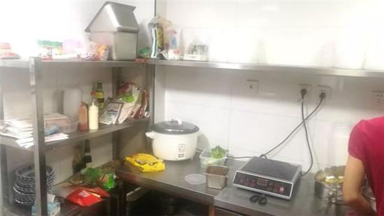 ▍后厨环境