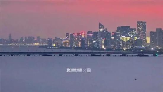 杭城天际线 摄影 朱凝