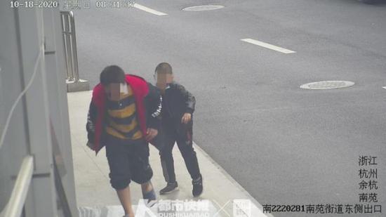 杭州一10岁男孩一夜未归 辅警盯着屏幕看了一夜