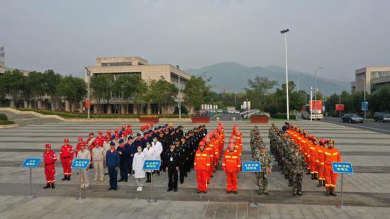 浙江长兴推进应急管理体系建设 为百姓们保驾护航