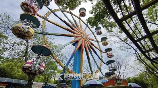 票价四元的北山街迪士尼 引发杭州80、90后集体回忆