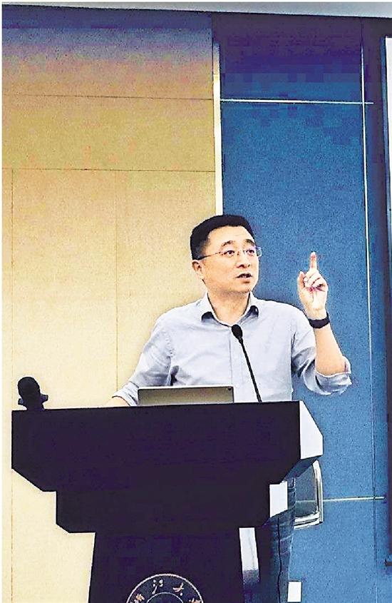 翁恺获杰出教学贡献奖。