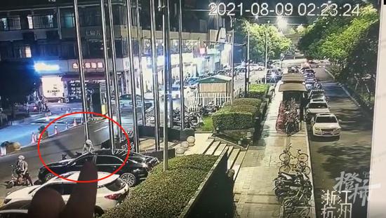 杭州一代驾师傅接单手机被偷 民警调查后帮忙找回