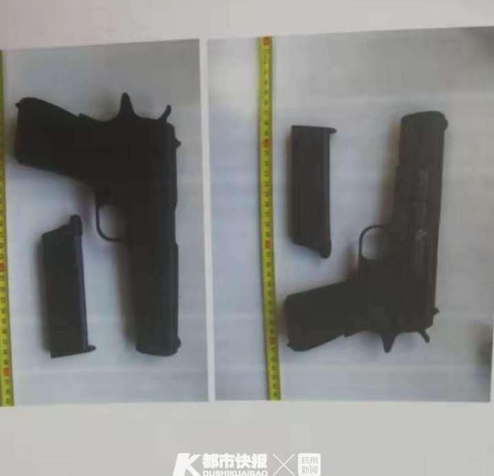 宁波警方出租房搜出手枪和29发子弹 幕后黑手是女人