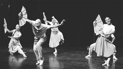 今年的杭州当代戏剧节现场演出