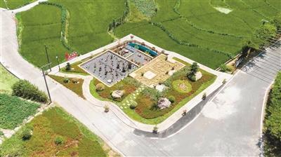 改善人居环境 杭持续开创农村生活污水生态治理新格局