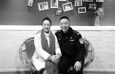 祝福杨鹏飞和帅奇芳,祝福所有警察和警嫂平安喜乐。