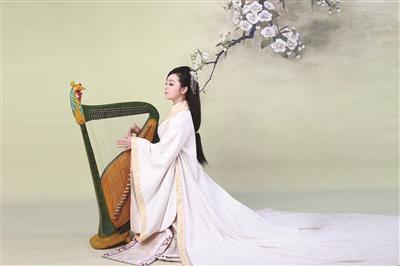 陈莉娜,浙江省民族管弦乐学会箜篌专业委员会会长