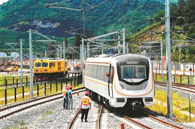 杭临城际铁路 加速推进