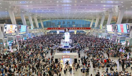 端午小长假旅客运输方案近日出台 杭州计划增开列车