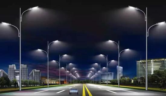 杭州今年计划增亮68条道路 持续深化道路增亮工作