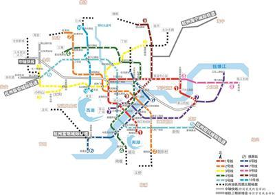 绕城以内(特别是石祥路以南) 地铁站点将进一步加密