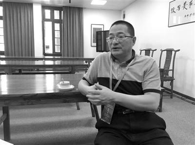 网友心中高考数学第一命题人葛军来杭:我喜欢上课