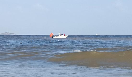 宁波一9岁女孩在象山鹤浦疑被海浪卷走 已失联7天