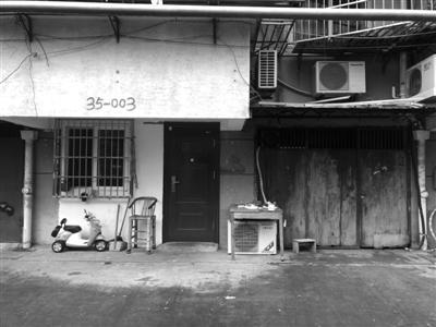 车棚主要住的是外来务工人员