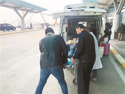 照片由杭州萧山国际机场提供