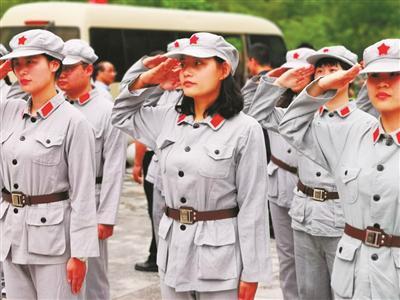 浙赣闽皖四省边际纪念馆 红色联盟在衢州常山成立