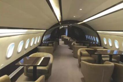 飞机主题餐厅