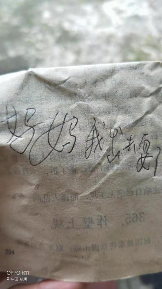 6月27日,儿子考完试后回了趟老家,7月11日回的太阳镇。